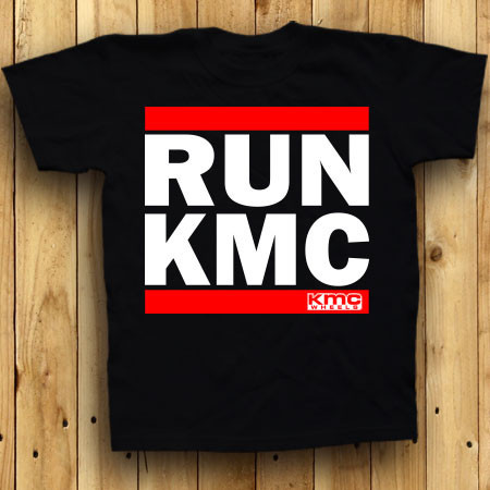 "KMC ""RUN KMC"" SHIRT"