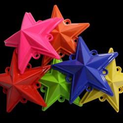XD ROCKSTAR COLORED STAR PACKS